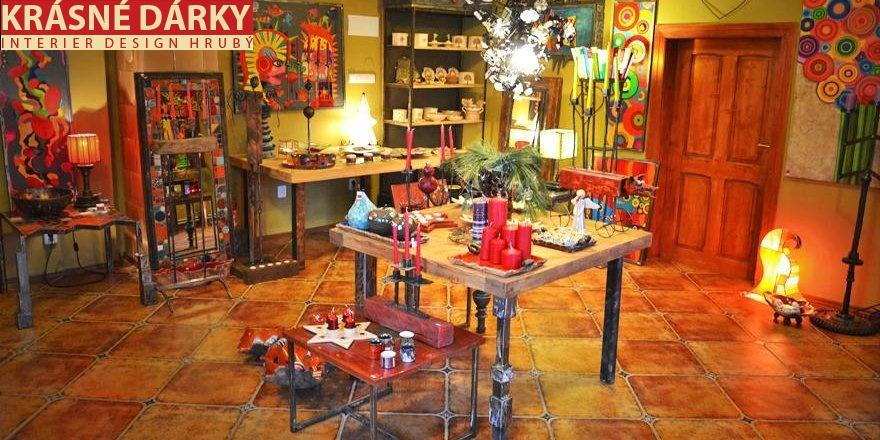 Atelier Hrubý - Obchod