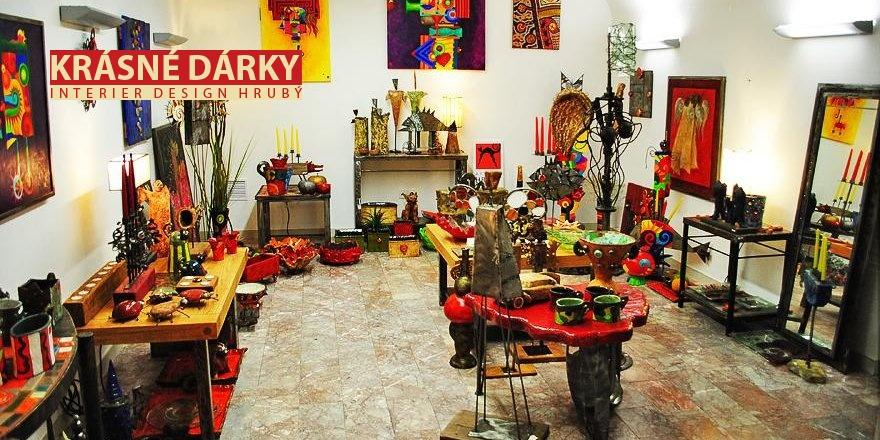 Atelier Hrubý - Obchod - Olomouc